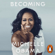 Buchtitel Becoming Michelle Obama