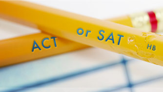 ACT or SAT Pencils