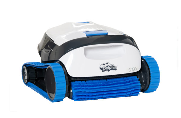 Maytronics-Dolphin-S100-Robotic-Pool-Cleaner