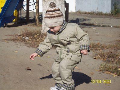 куртка и брюки на осень для мальчика