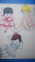 Малышки-девочки