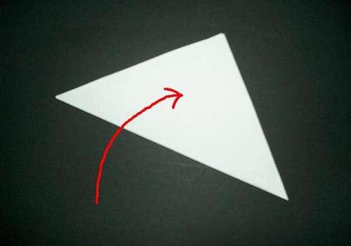 Складываем треугольник