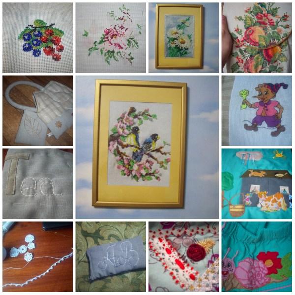 collage вышивка 2