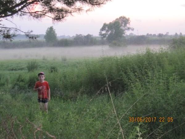 Егор в тумане