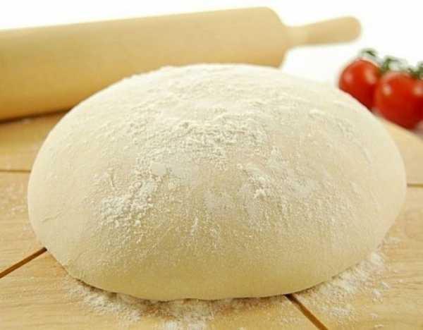 Простой рецепт — как приготовить тесто для пиццы без дрожжей за 5 минут фото