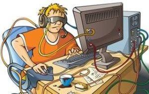 Пристрастие к видео играм