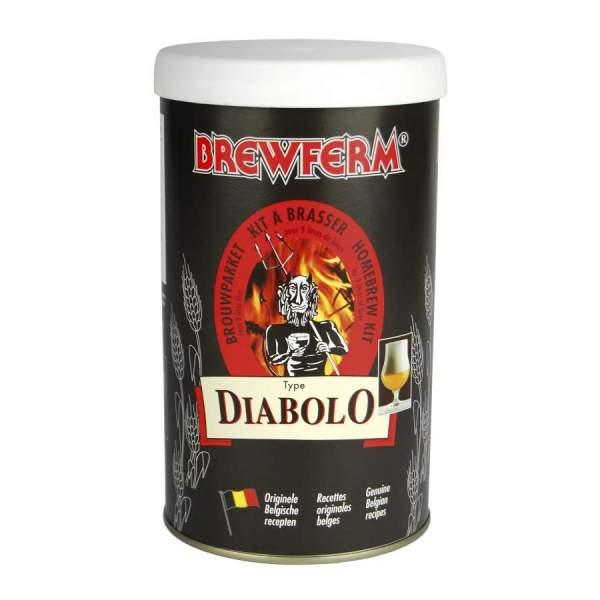 mladinový koncentrát brewferm diabolo