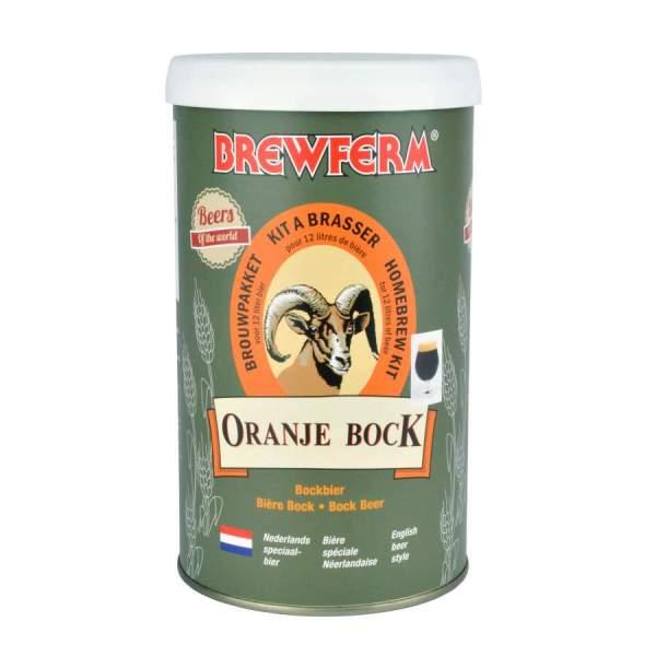 Mladinový-koncentrát-Brewferm-Oranje-Bock