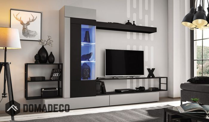 Asreb Tv Wall Cabinet