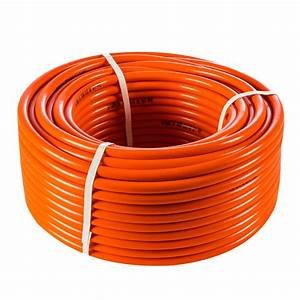 furtun de gaz portocaliu domadi tools