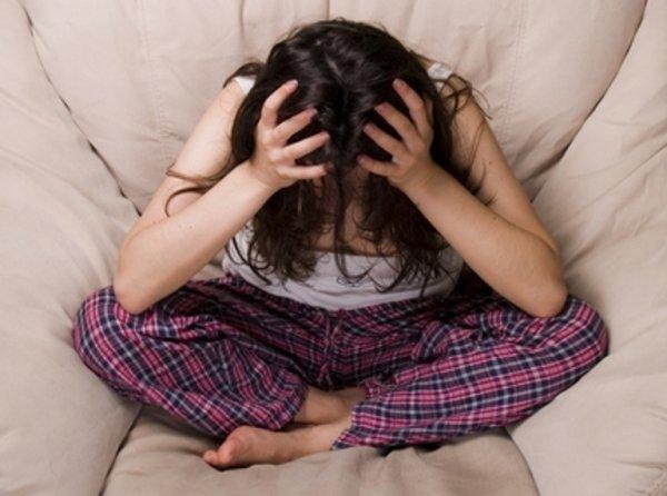Cum recunoastem simptomele fizice ale depresiei?, Criză nervoasă și vedere