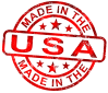 A-32 - 50 Foot Light Rifle Six Bullseye Red Center Target