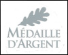 Médaille d'Argent pour le Floc de Gascogne Rosé au Concours Général Agricole 2008.