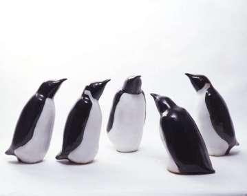 Photos - Céramique de pingouins - Thalia Reventlow