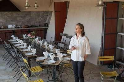 Photos - La table est prête au Domaine du Viala