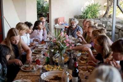 Photos - Pause déjeuner au Domaine du Viala