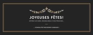 Un cadeau pour Noël, Domaine des Vaulx