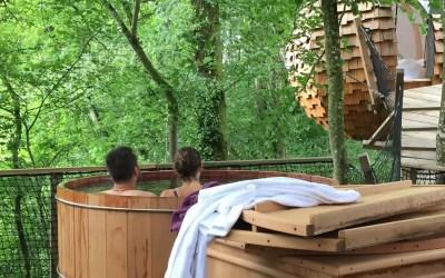 Lov'nid spa, profiter du bain nordique