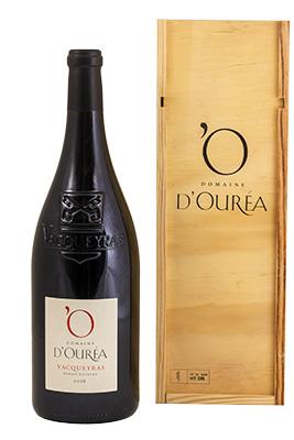 Magnum Vacqueyras Domaine d'ourea Vaucluse