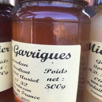 Pot de miel de garrigue