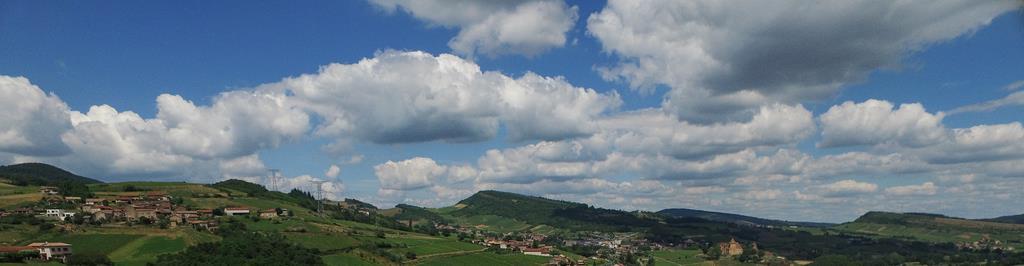 paysage du maconnais Domaine Marc JAMBON et Fils