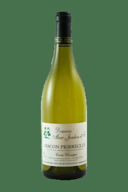 Mâcon-Pierreclos blanc cuvée classique Domaine Marc JAMBON et Fils