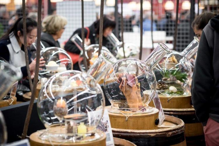 Fete des Grands Vins de Bourgogne Dégustation Palais des Congrès Beaune