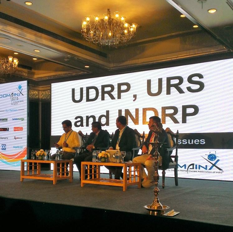 (L to R) Ankur Raheja; Naavi Vijayshankar; Rodney D Ryder; Zak Muscovitch