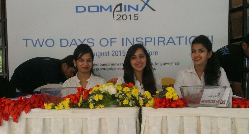The DomainX Welcome Team