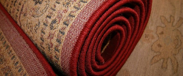Видове естествени килими