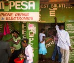 Banks Battle Telcos for Cash in South African Townships