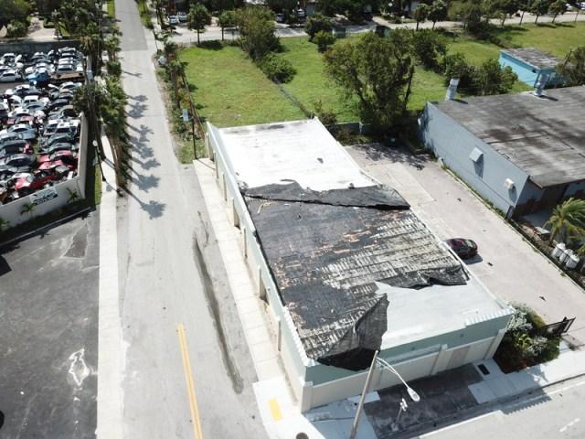 Hurricane Irma Damages .CLUB Domains Headquarters