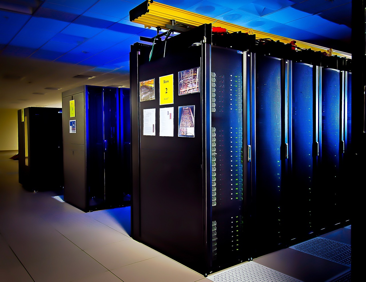 Supercomputadora Cray XC-50