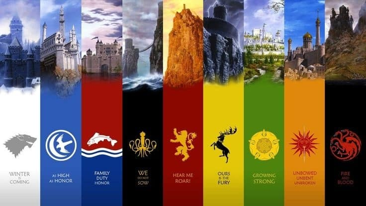 In The Game of Names, These People Rule The Seven Kingdoms