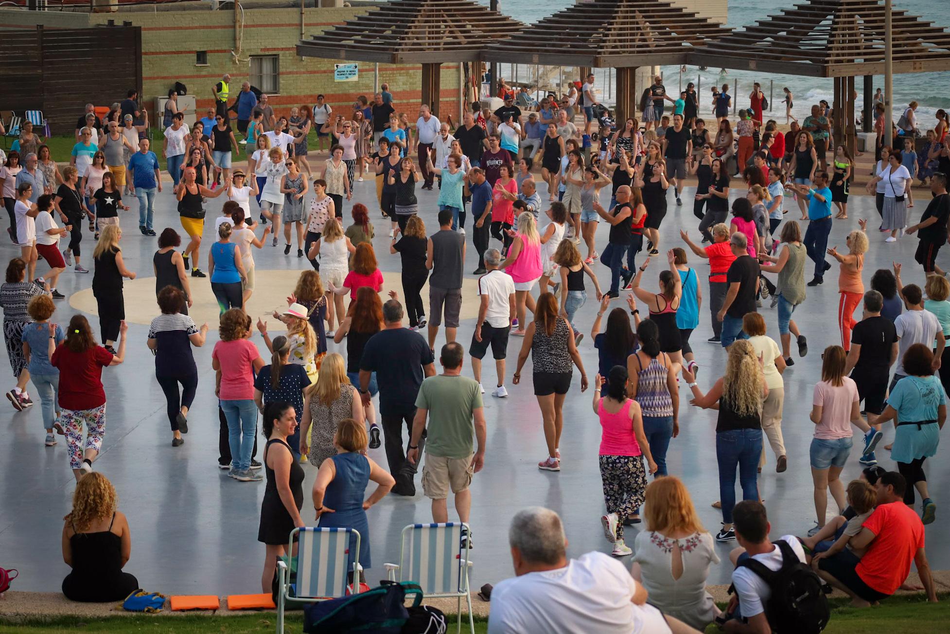 MarketIntelligence.org (Market Intelligence): Large-scale organized dancing in a public square created a huge multibillion market