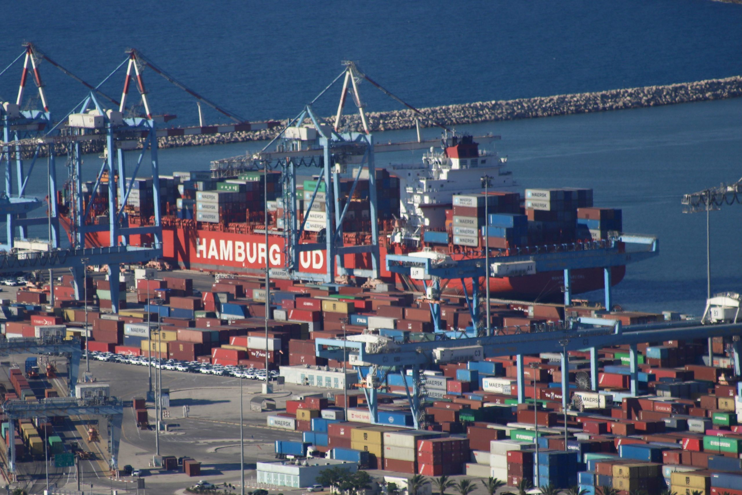 Chaos In the Shipping Industry Is Choking The Economy