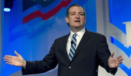 Republican presidential candidate Sen. Ted Cruz, Washington. (AP Photo/Jose Luis Magana) ** FILE **