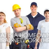 What is a Homeowner Referral Network (HRN)?