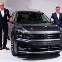 Volkswagen unveils its biggest SUV offensive at the Auto Expo 2020 — Indian Business Review