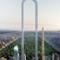 Amazing U-Shaped Skyscraper In New York Is Unveiled — Delaram Art & Design