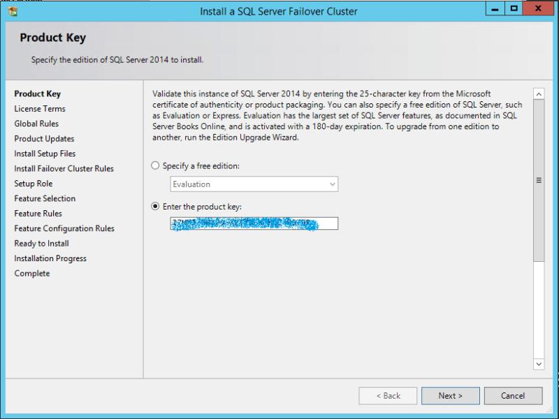 domalab.com SQL first node product key