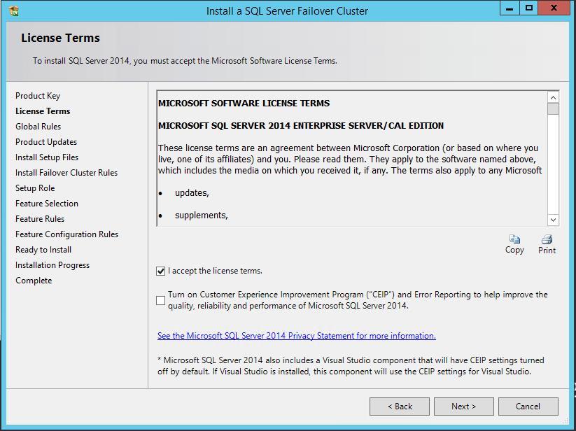 domalab.com SQL first node license terms
