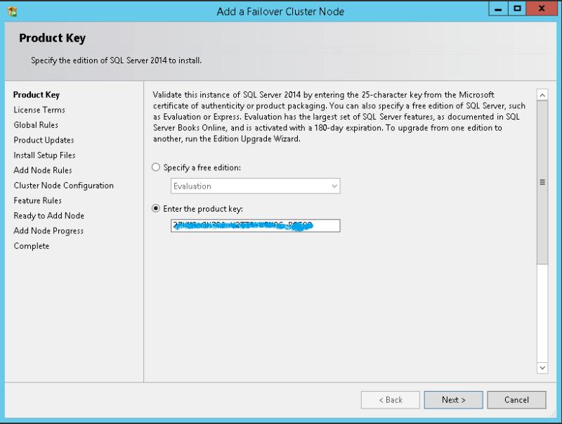 domalab.com SQL second node product key