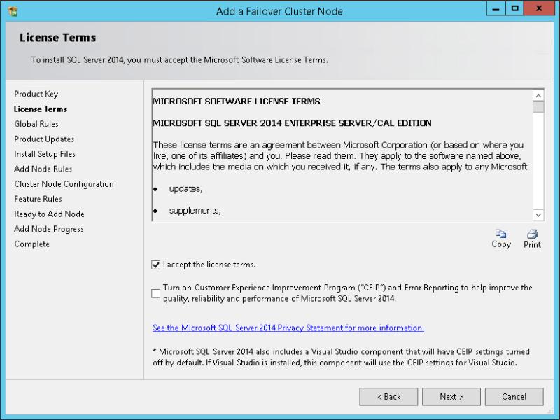 domalab.com SQL second node license agreement