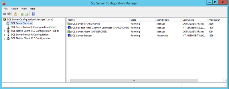 domalab.com SQL AlwaysOn SQL Server configuration manager