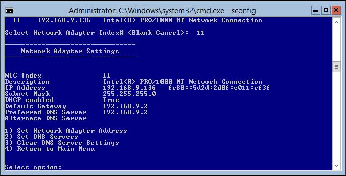 domalab.com Hyper-V nested install IP DHCP