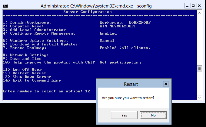 Hyper-V nested installation into VMware Workstation » domalab
