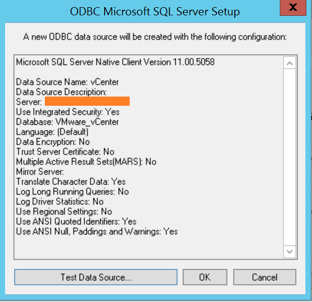 vmware vcenter deploy on windows 2012 r2 and sql cluster domalab