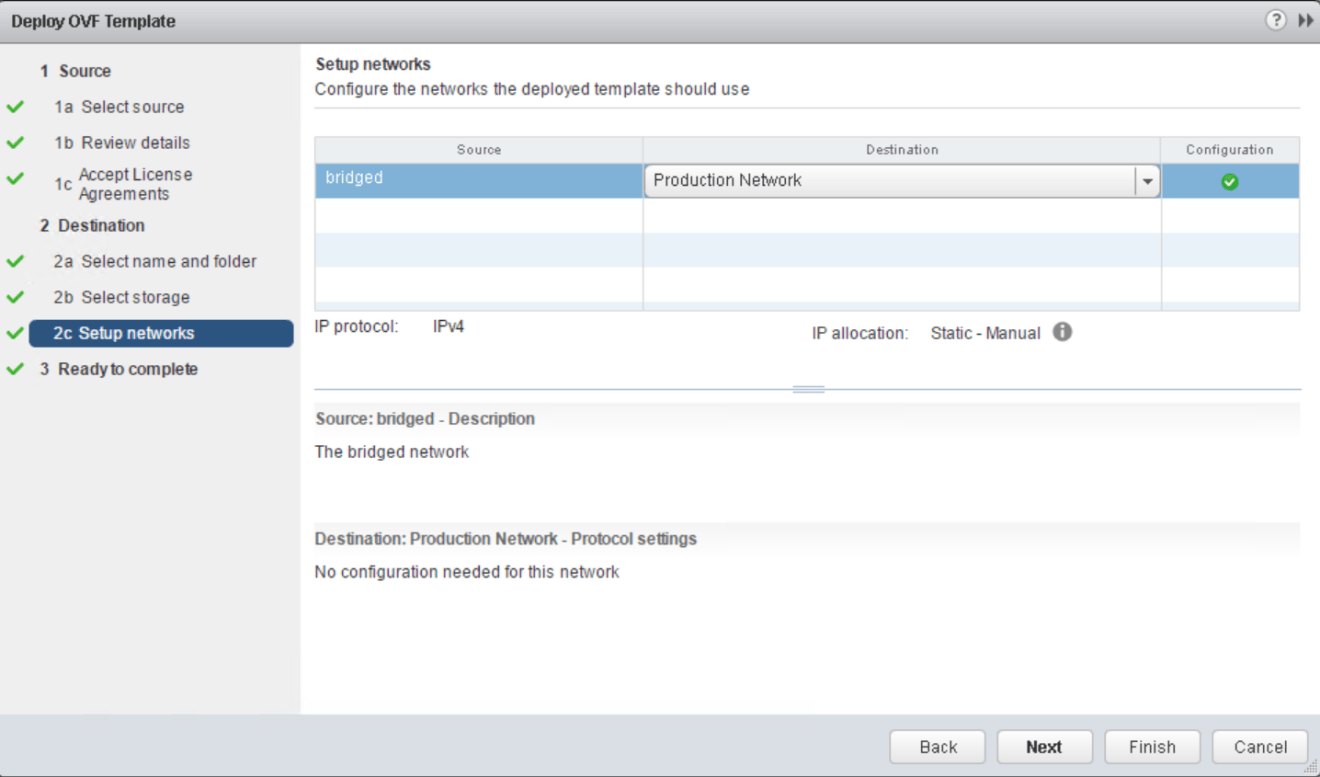 domalab.com Turbonomic ovf network selection
