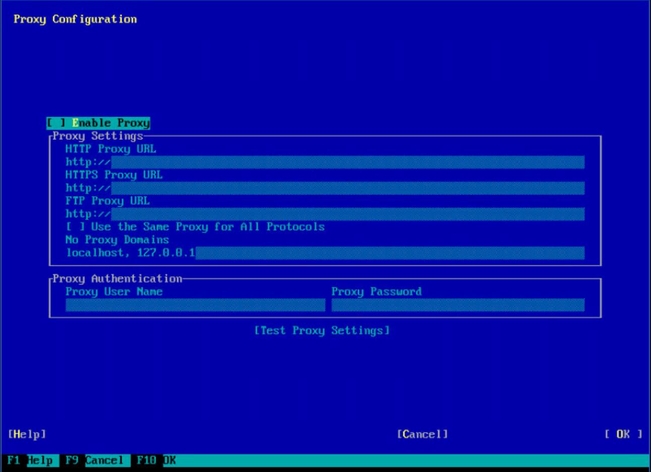 domalab.com Turbonomic IP Proxy setup